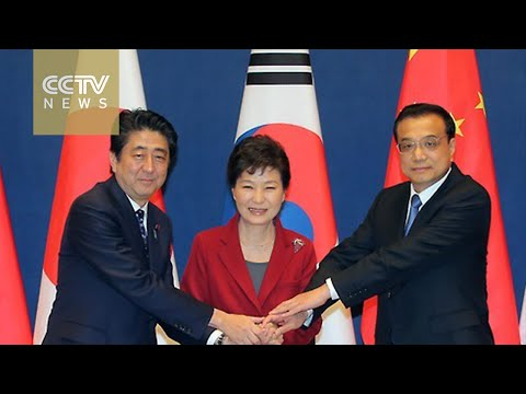 Premier Li Keqiang calls for accelerated negotiation process for China-Japan-South Korea FTZ