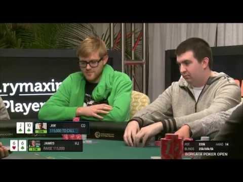 Borgata Spring Poker Open 2015: $1 Million Guaranteed Championship Event Final Table. Full archive