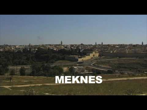Meknes the Versailles of Morocco
