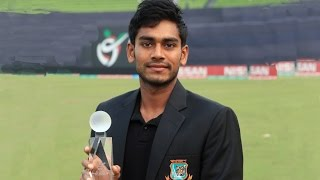 Robi Cricket 360 with Under 19 team Captain Mehedi Hasan Miraz