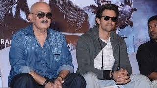 Krrish 3 - Hrithik Roshan meets and greets his Chennai fans | Rakesh Roshan | Krrish 3 - BW