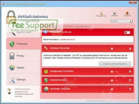 How to Remove AVASoft Antivirus Professional Virus step by step (Uninstall  Guide)