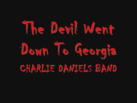 Charlie Daniels Band - The Devil Went Down to Georgia
