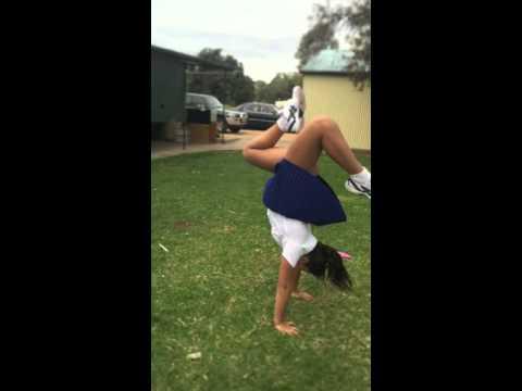 Gymnastics- MONTANA