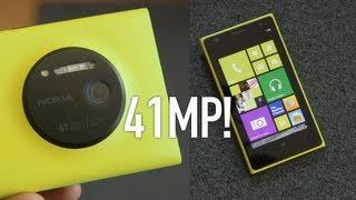 Nokia Lumia 1020 Review!