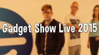 video About a week ago, I went to The Gadget Show Live 2015, and I recorded some of the highlights. Enjoy. SHOW MORE FOR LINKS Gadget Show Live 2014: bit.ly/1DyV7Bn Indie Game Links: Terra.