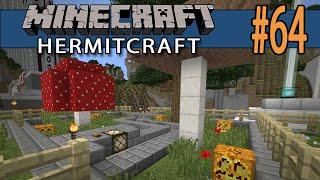 Minecraft Theme Ride Entrance - Hermitcraft #64