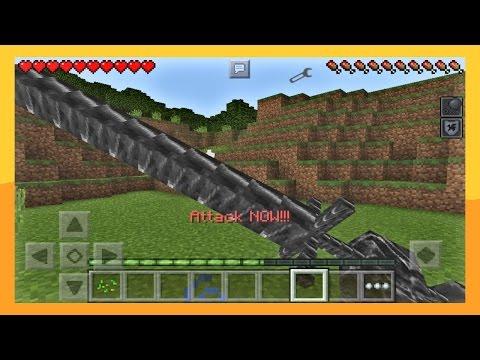 มอดแปลงร่างง!!!!สุดแปลก..+วิธีลง RPG Craft Mod   Minecraft PE 0.13.0