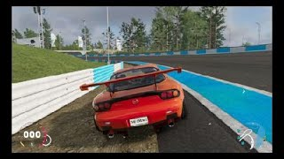 The Crew® 2 Mazda rx7 car review
