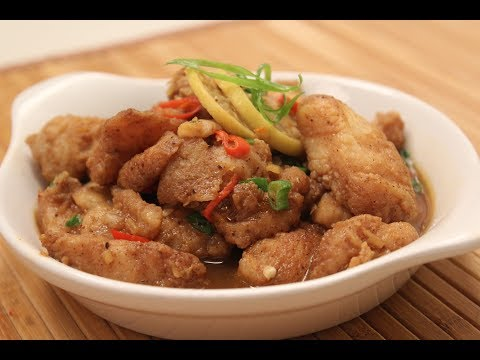 Five Spice Fish Stir Fry   Sanjeev Kapoor Khazana
