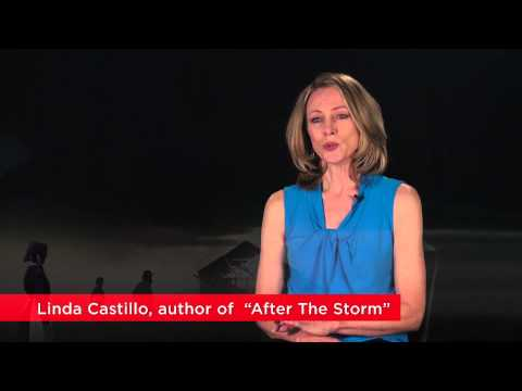 After the Storm by Linda Castillo interview