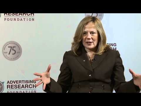 Kim Feil, Chief Marketing Officer, Walgreens, talks about social media, mobile and location-based marketing at the Advertising Research Foundation annual con...