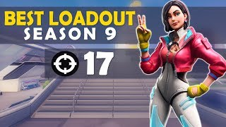 BEST LOADOUT FOR SEASON 9!