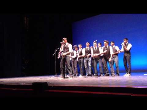Chai-town Performing Boyfriend By Justin Bieber Live At Tmp video