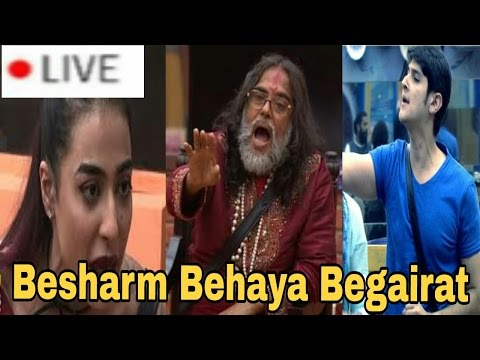 BIG BOSS 10 | 4th & 5th JAN 2017 Ep | SS speaks Live | Besharm Behaya Begairat