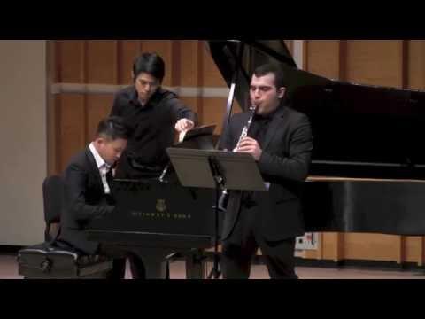 Sergei Prokofiev - Flute Sonata No. 2 in D, Op.94: Scherzo