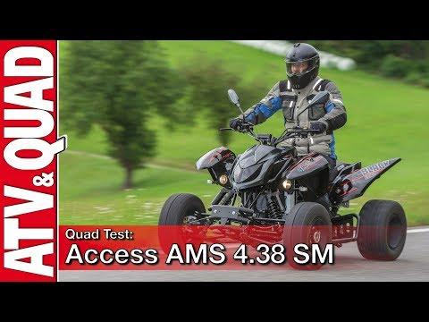 Quad Test: Access AMS 4.38 SM