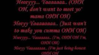 OutKast -- Hey Ya lyrics