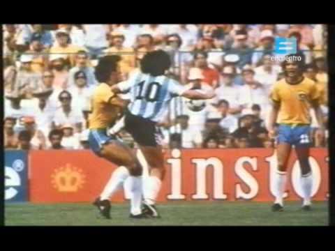 Grandes del Deporte Argentino: Diego Maradona - Fútbol