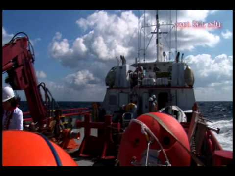 FAU Center for Ocean Energy Tech - ADCP Deployment Video