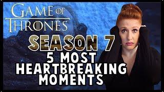 GoT Season 7: Top Heartbreaking Moments