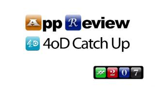 4oD Catch Up - iPad App Review - Frackulous 207