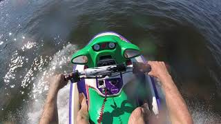 GOPRO: 1994 Seadoo XP Lake Conroe