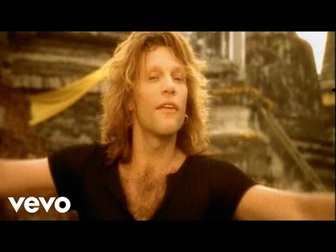 Bon Jovi - This Ain't A Love Song (Kids Cut)
