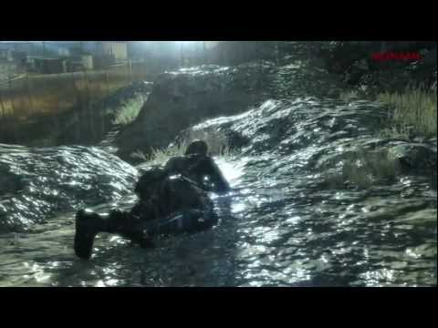 Metal Gear Solid: Ground Zeroes Fox Reveal Legendado