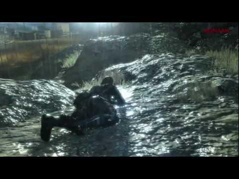 Metal Gear Solid: Ground Zeroes Fox Reveal Legendado