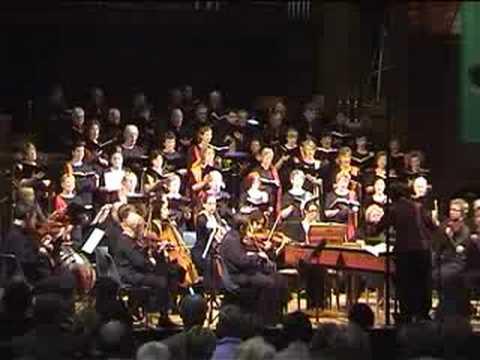17 Handel Messiah -  Glory to God