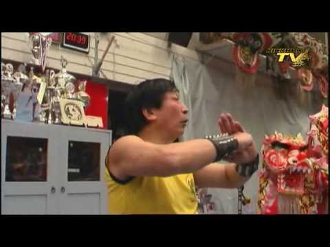 Chiu Chi Ling - Grandmaster Hung Gar Kung Fu - lessons part 2 of 2