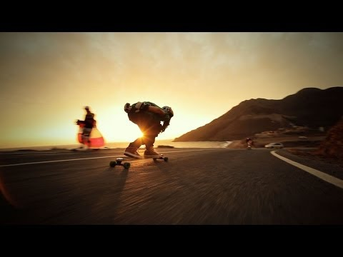 Endless Roads 1 - Yellow Horizons (with Longboard Girls Crew) YouTube