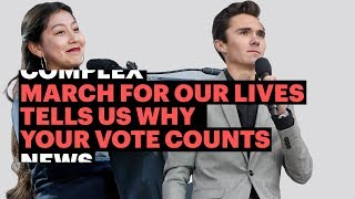 March for Our Lives Tells Us Why Your Vote Counts
