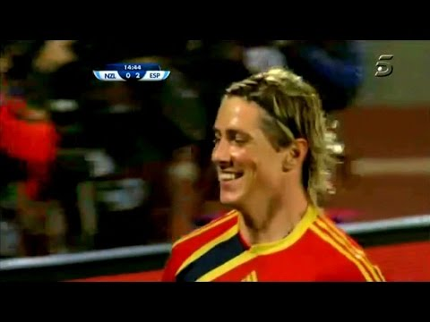 Fernando Torres vs New Zealand (Confederations Cup 2009) (14/06/2009) by MNcomps