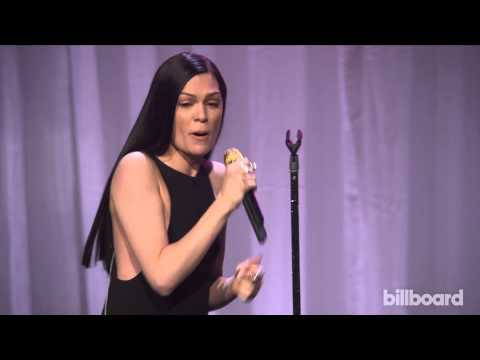 Jessie J Performs masterpiece - Billboard Women In Music 2014 video