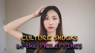 Culture Shocks I experienced in the Philippines ????? ?? ?? ??