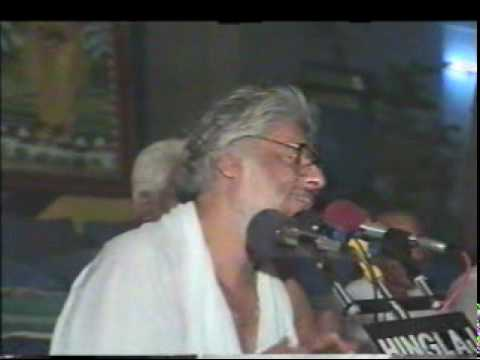 Pushtimarg Goswami Sri Shyam Manoharji, Keshod 1992 Srinathji Sarvasva.mpg video