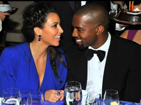 Kim Kardashian & Kanye West - Where I Sleep + Simply Amazing