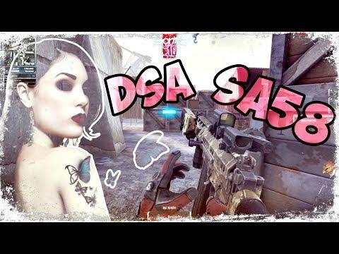 Contract Wars DSA SA58 full custom