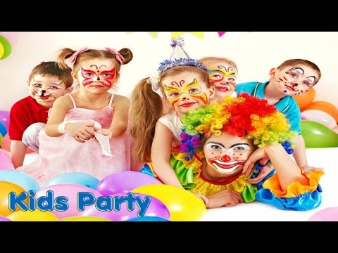 Kids Party:Instrumental Original Background Music For An Happy Party (Loop 1h) #Relaxing Music