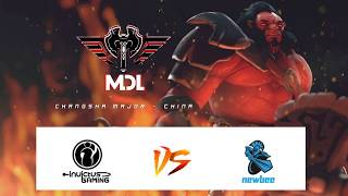 🔴 (ENGLISH STREAM) MDL Changsha Major: Lower Bracket R2 Day 3