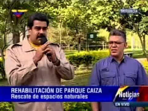 Nicolás Maduro dice que Henrique Capriles es un