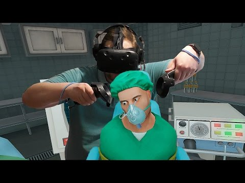 НАСТОЯЩИЕ УЖАСЫ ► Surgeon Simulator: Experience Reality #3