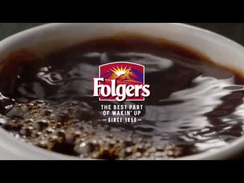 Folgers® The Best Part of Wakin' Up