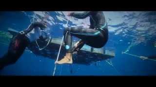 Ilaria Molinari  Record italiano Free Immersion  -71m. 03 Ago 2015