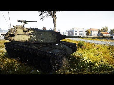 Крупный калибр. War Thunder