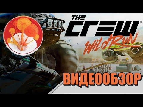 Обзор игры The Crew: Wild Run