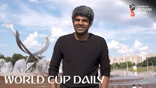World Cup Daily - Semi-Final Review