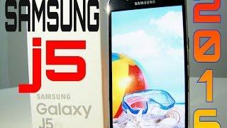 Samsung Galaxy J5 2016 обзор. Новый  бестселлер Samsung!